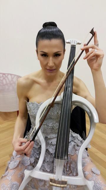 Ana Rucner : amoureuse de la musique !