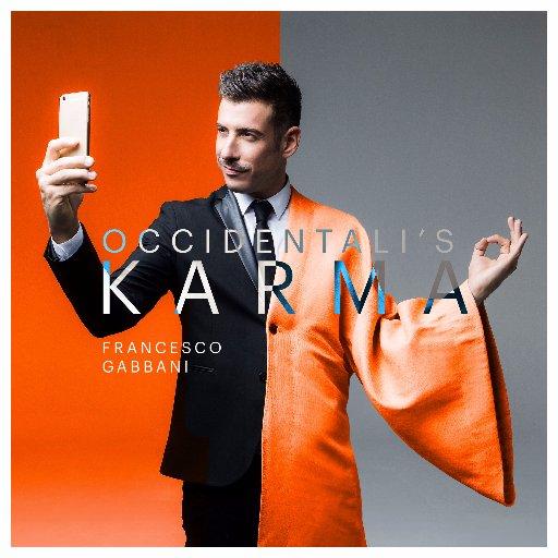 Italie 2017 : 100 millions de vues pour Francesco Gabbani
