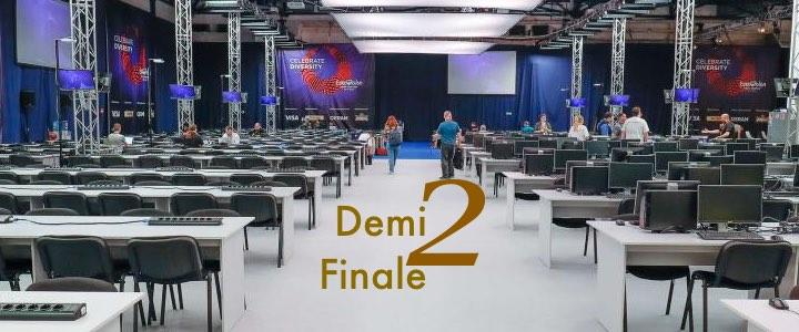 Demi-finale 2 : le jour d'après