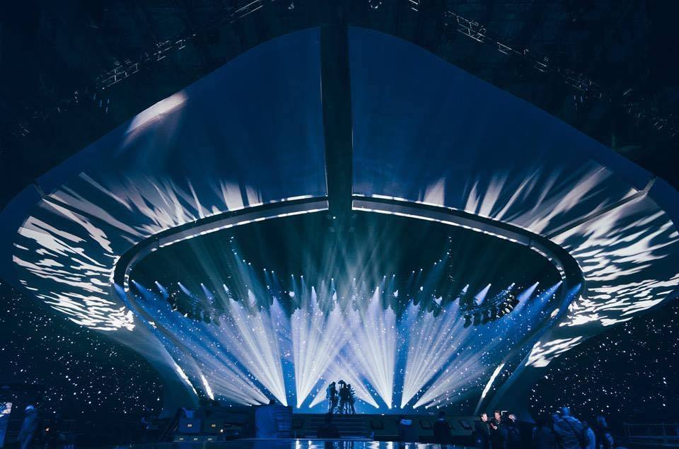 Kiev 2017 : sixième jour des répétitions