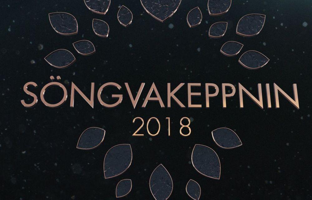 Söngvakeppnin 2018 : présentation des douze candidats et de leur chanson (Mise à jour : annonces des artistes invités)