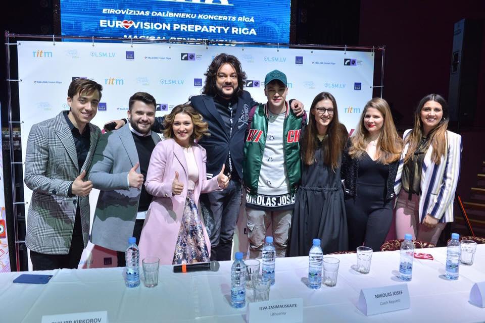 Eurovision PreParty 2018 à Riga : compte rendu et sondage
