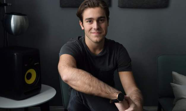 Portrait chinois : Benjamin Ingrosso, « food-addict » !