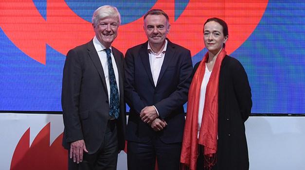 UER : Delphine Ernotte élue vice-présidente