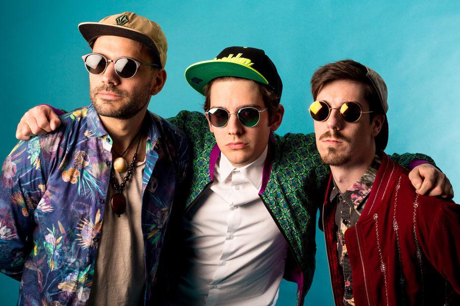 Les découvertes de Nico: «Hot Like Sushi»- Un trio suisse déjanté prêt à gravir l'olympus de la Pop !