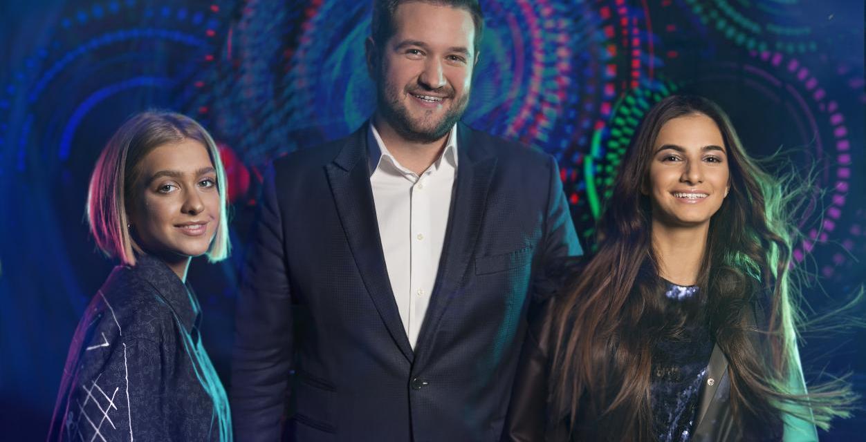 Eurovision Junior 2018 : annonce des présentateurs