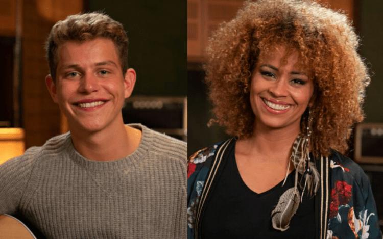Gregor Hagele et Diana Schneider candidats Allemagne eurovision 2019