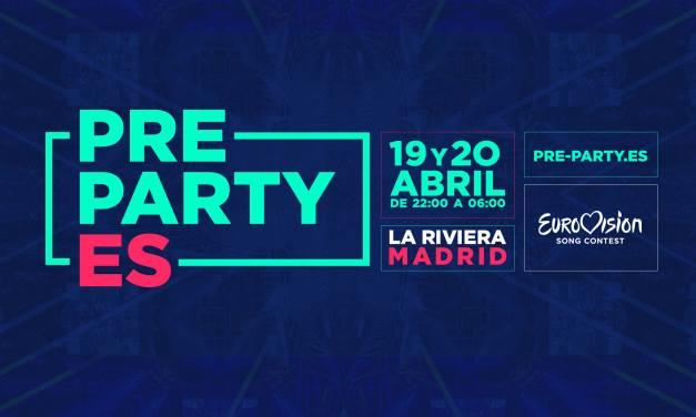 Eurovision Spain PreParty 2019 : analyse et sondage