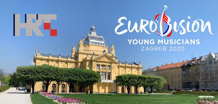 Eurovision des Jeunes Musiciens 2020 : onze participants (Mise à jour : report sine die)