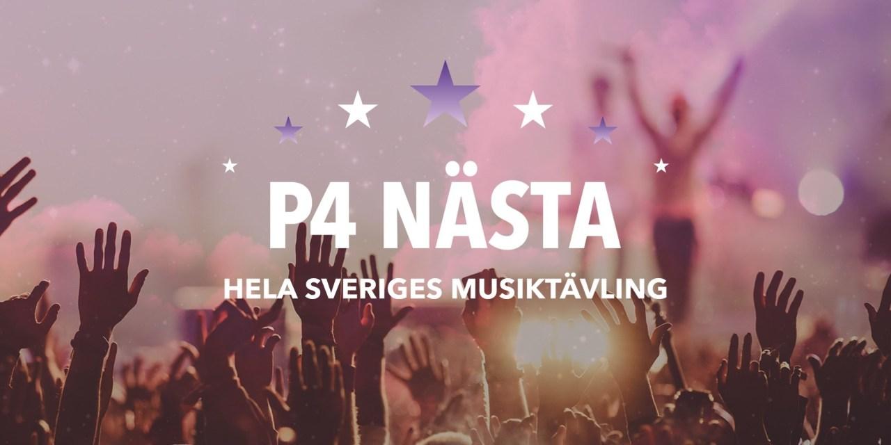 Melodifestivalen 2020 : annonce des 8 finalistes du P4 Nästa