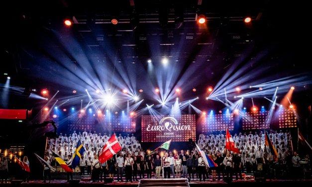 Choeur Eurovision 2019 : résumé de la soirée