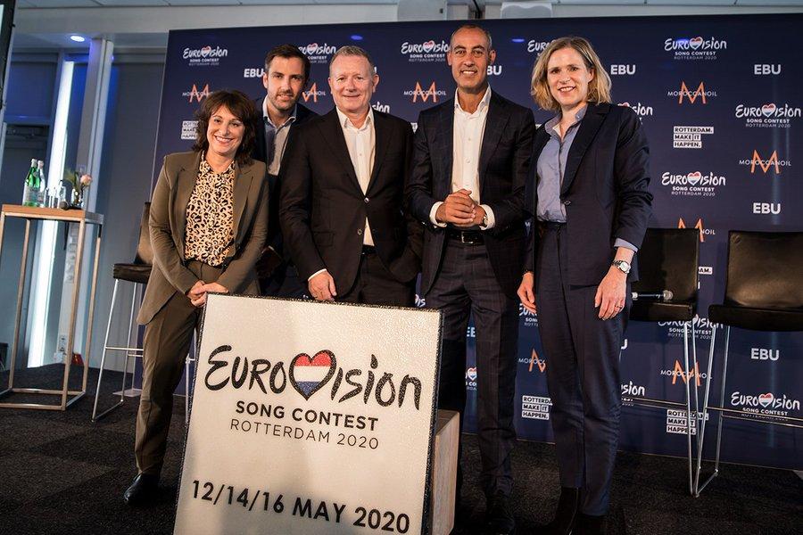 Rotterdam 2020 : conférence de presse