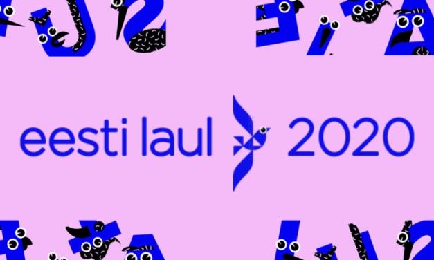 Estonie 2020 : La liste des participants de l'Eesti Laul officialisée !