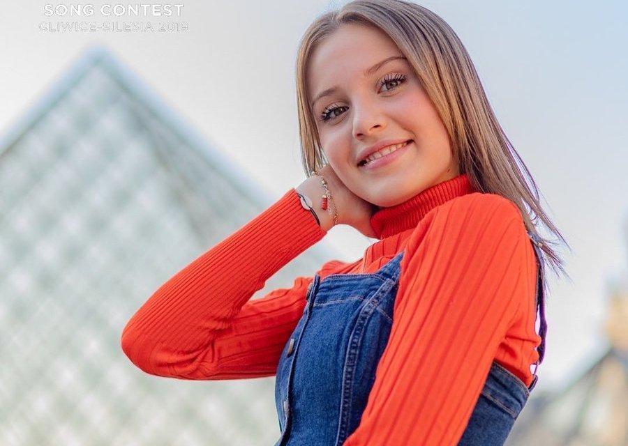 France Junior 2019 : premières interviews de Carla