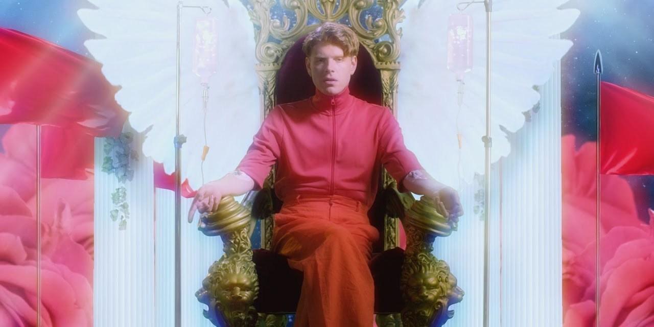 """Les découvertes de Nico :  """"Bois Cry"""", le nouveau single de Crimer, un artiste suisse potentiel pour Rotterdam !"""