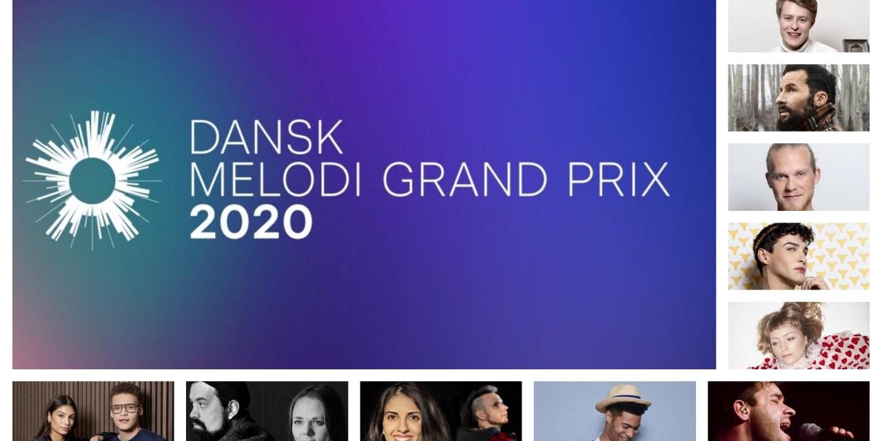 Ce soir : Dansk Melodi Grand Prix