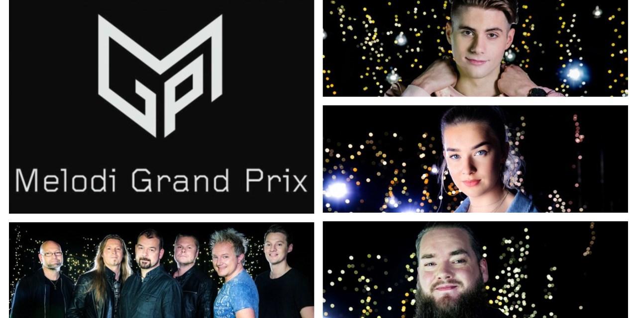 Ce soir : troisième demi-finale du Melodi Grand Prix (Mise à jour : résultats)