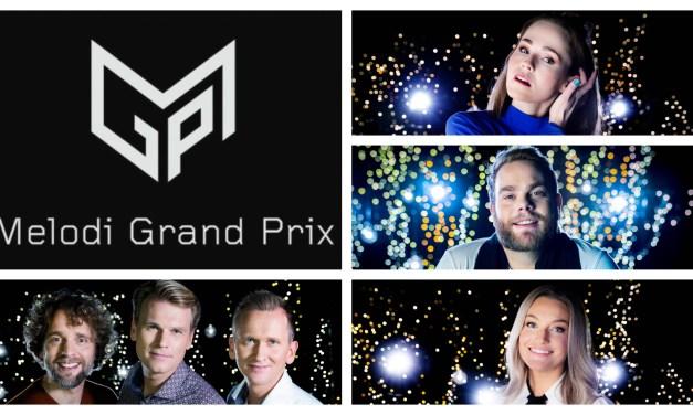 Ce soir : quatrième demi-finale du Melodi Grand Prix (Mise à jour : résultats)