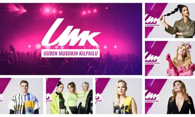 Uuden Musiikin Kilpailu 2020 : annonce des six finalistes (Mise à jour : «I Let My Heart Break» par Tika)