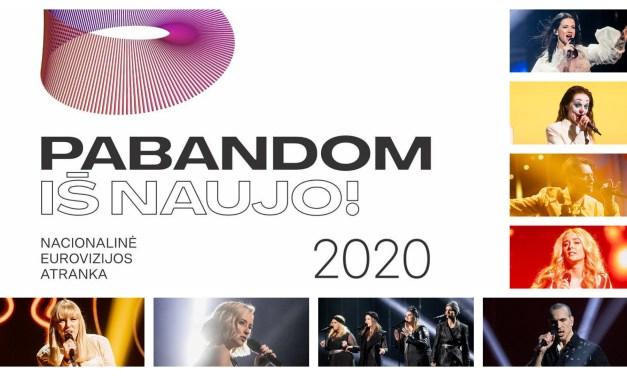 Eurovizijos atranka 2020 : Loreen et sondage