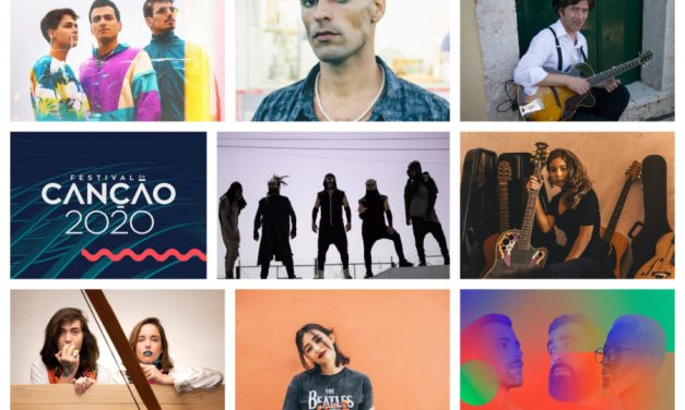 Ce soir : première demi-finale du Festival da Canção 2020 (Mise à jour : résultats)