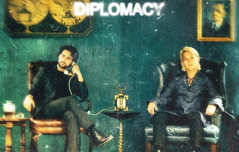 Le coup du cœur du jour : «Diplomacy» de Jack Falahee !