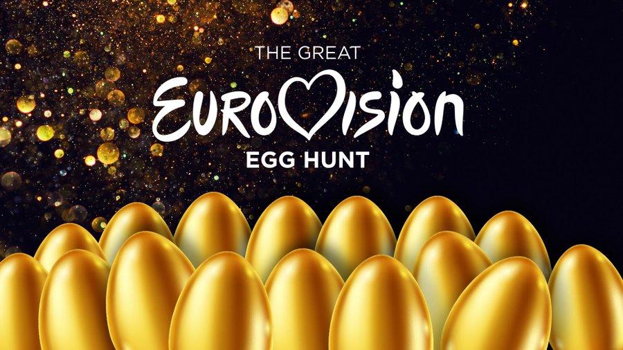 Chasse aux œufs de l'Eurovision : à vos marques !