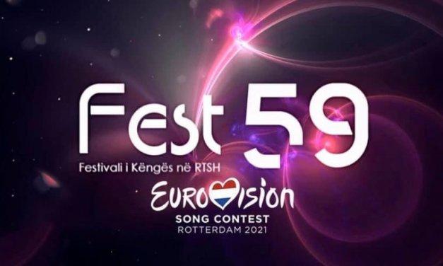 Albanie 2021 : retour du Festivali i Këngës (Mise à jour : appel aux candidats)