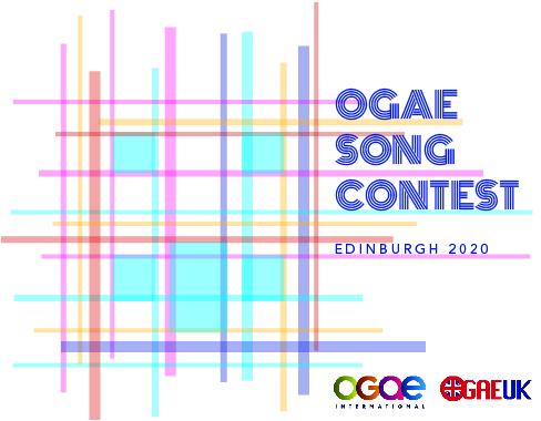OGAE Song Contest 2020 : présentation des chansons en lice