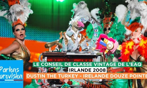 Le conseil de classe vintage : Irlande 2008