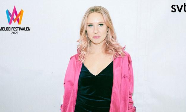 Melodifestivalen 2021 : 3 questions à … Clara Klingentröm