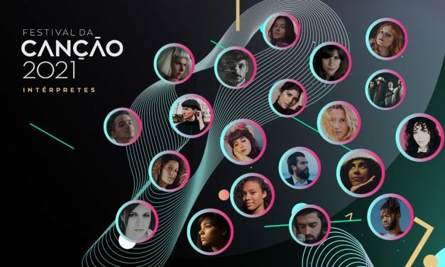 Festival da Canção 2021 : présentation des artistes et des chansons (Mise à jour : nouveaux détails)