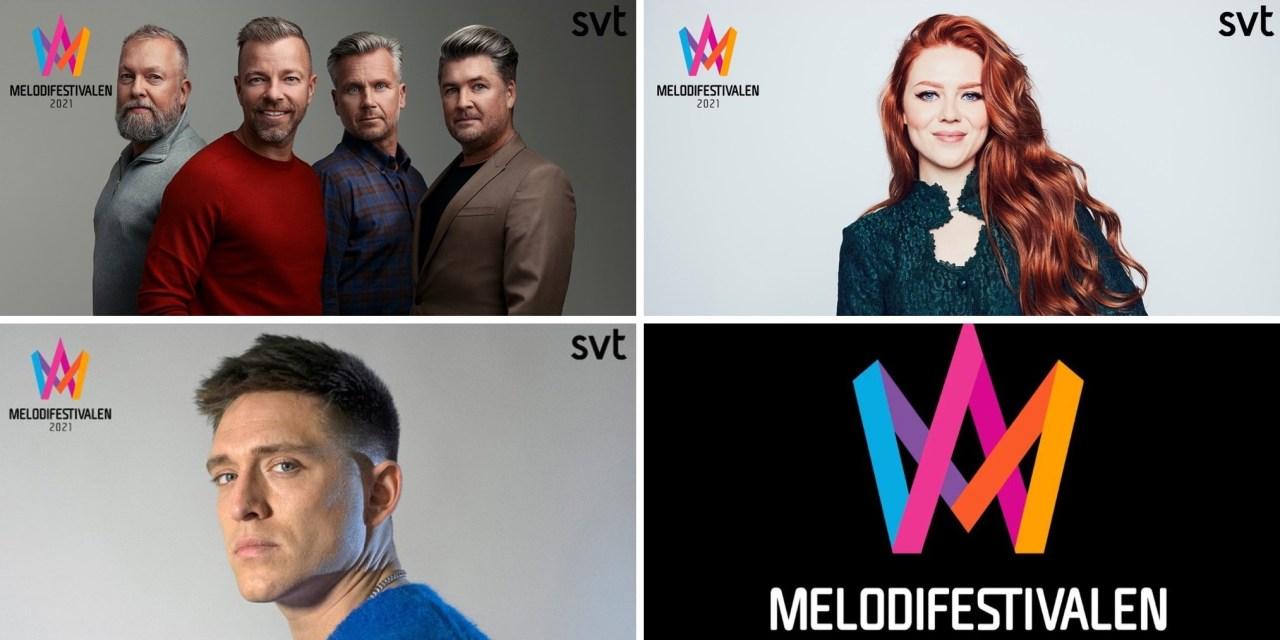 Melodifestivalen 2021 – 1ère demi-finale : portraits des candidat.e.s (2/2)