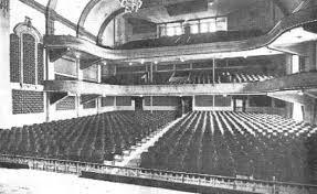 Teatro Kursaal, Lugano (1956 Venue)