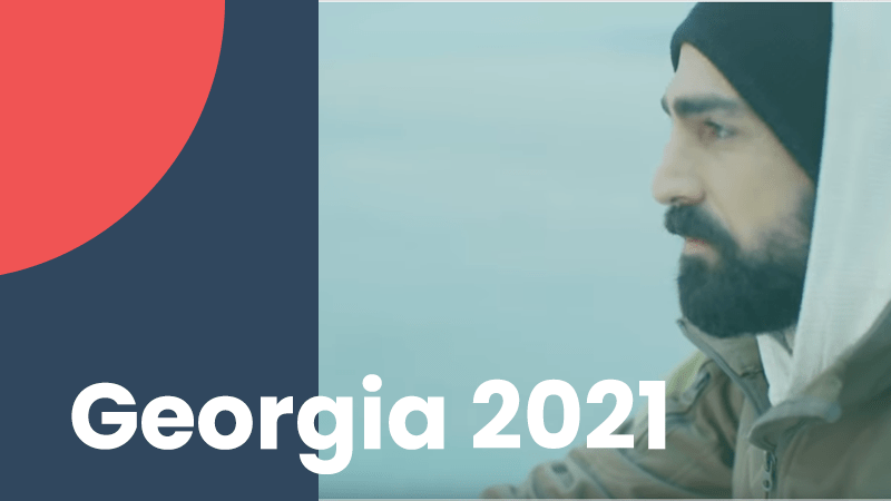 Georgia 2021 – Tornike Kipiani – You