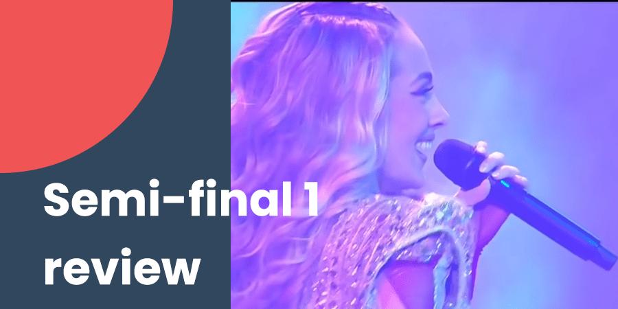 Semi-final 1 review