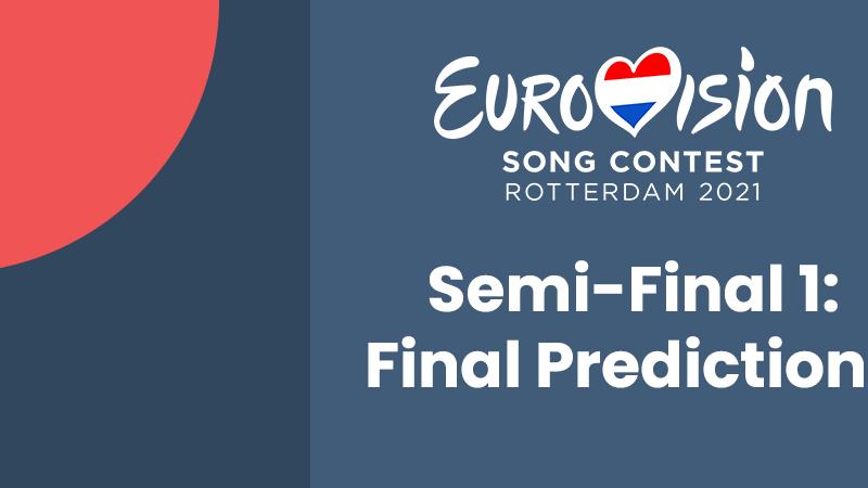 Semi-final 1: final predictions