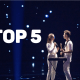 Top 5 Eurovision Duets from the last 5 years!