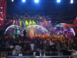 Junior Eurovision 2010 inside Minsk Arena