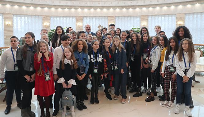 Junior Eurovision president