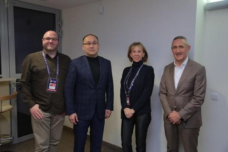 Kazakh Meeting EBU