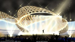 Eurovision 2018 Stage Proposal