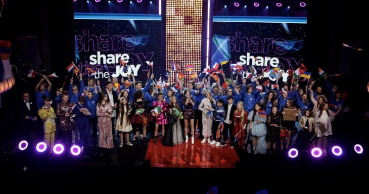 Junior Eurovision 2019 Opening Ceremony