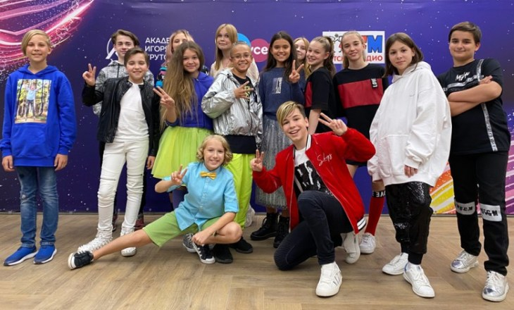 JESC National Finalists Russia