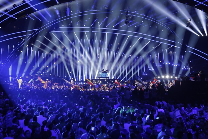 Eurovision 2018 Stage / Photo: Thomas Hanses, EBU