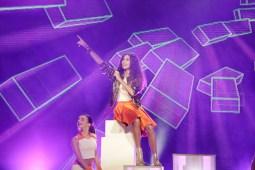 Nicole, Cyprus. Image source: EBU / Thomas Hanses