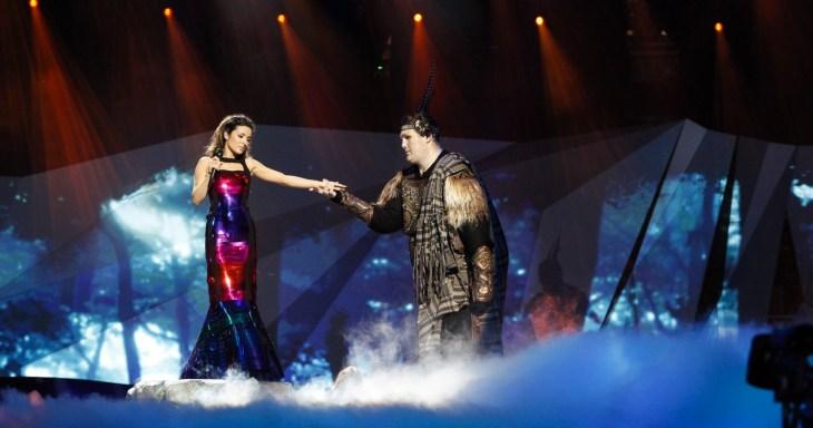 Igor Vovkovinskiy, Ukraine. Image source: EBU
