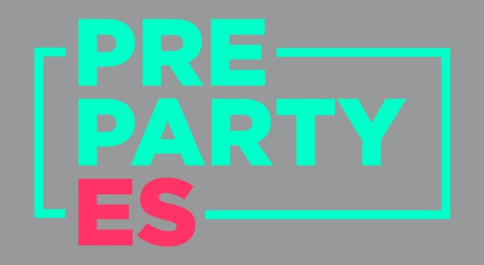 Logo pre-party w Madrycie (fot. PreParty ES)