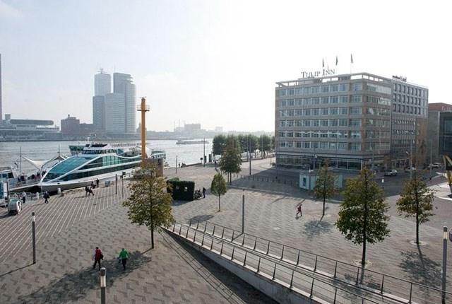 Willemsplein, Rotterdam.