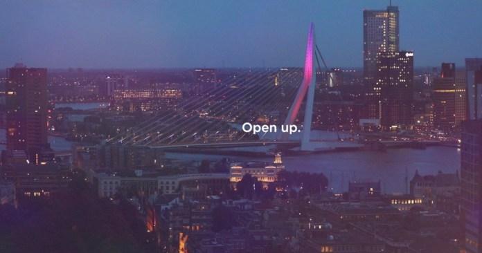 Open Up to slogan Eurowizja 2020